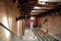 ******** Mostra 'Mapping The Studio'. Veduta di una sala