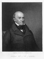 ******** John Quincy Adams, 6th President of the United States of America, (19th century).