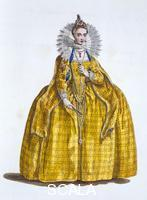 ******** Elizabeth I, Queen of England, (19th century).