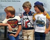 ******** Children's t-shirts with American themes, 1976.