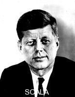 ******** John F. Kennedy (1961-63), 35th President. 1961. President and First Lady Kennedy, Unknown, Celebrities