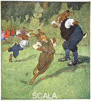 Koch-Gotha Fritz (1877-1956) e Sixtus Albert (1892-1960) Sports lesson, 1924. From