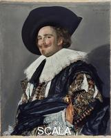 Hals, Frans (1580 ca.-1666) The Laughing Cavalier. 1624