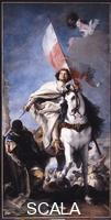 Tiepolo, Giambattista (1696-1770) Saint James the Great Conquering the Moors