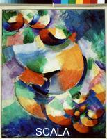 Russell, Morgan (1883-1953) Cosmic Synchromy, 1913-14.