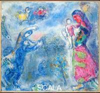Chagall, Marc (1887-1985) Hommage, l' 1972