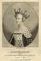 ******** Probably Catherine of Valois by Silvester Harding; E. & S. Harding; Unknown artist. published 1792