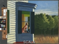 Hopper, Edward (1882-1967) Mattino a Cape Cod, 1950.