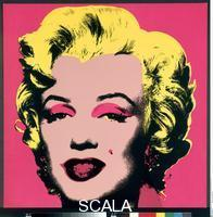 Warhol, Andy (1928-1987) Marilyn (rosa, giallo), 1967