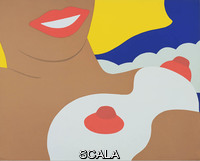 Wesselmann, Tom (1931-2004) Nudo, da '11 Pop Artists', Volume II