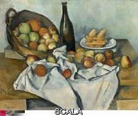 Cezanne, Paul (1839-1906) The Basket of Apples, c. 1893