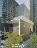 Taniguchi Yoshio (1937-) Veduta esterna del David and Peggy Rockefeller Building da West 54th Street, 2005