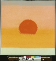 Warhol, Andy (1928-1987) Warhol, Andy (1928-1987). Sunset. (Cf. F.&S. 88). Andy Warhol (1927-1987). Screenprint in colours, 1972. Factory Additions.