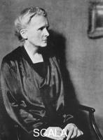 ******** Marie Curie, Polish-born French physicist, 1929.