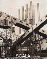 Sheeler, Charles (1883-1965) Stabilimenti Ford (Detroit), 1927